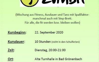 Zumba-Kurs